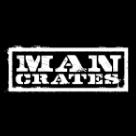 Man Crates Square Logo