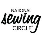 National Sewing Circle Square Logo