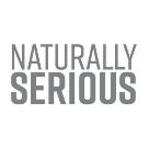 Naturally Serious Square Logo