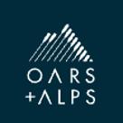 Oars + Alps Square Logo