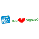 Organic Baby Food 24 Square Logo