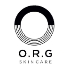 O.R.G Skincare Square Logo