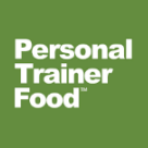 Personal Trainer Food Square Logo
