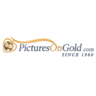 PicturesOnGold.com Square Logo