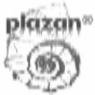 PLAZAN SKIN CARE Square Logo