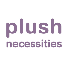 Plush Necessities Square Logo