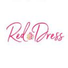 Red Dress Boutique Square Logo