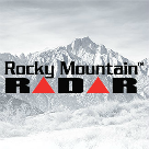 Rocky Mountain Radar Square Logo