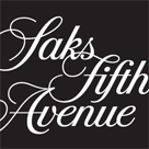 Saks Fifth Avenue Canada Square Logo
