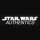 Star Wars Authentics Square Logo