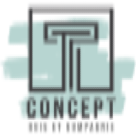 T Concept Square Logo