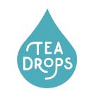 Tea Drops Square Logo