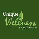Unique Wellness Square Logo