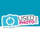 UsedPhotoPro.com Square Logo