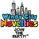 Windy City Novelties Square Logo