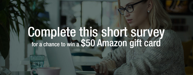 Member Survey Amazon Gift Card Giveaway